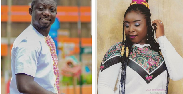Bill Asamoah Has Been 'Chopping' Maame Serwaa-Big Akwes Makes This Wild Allegation