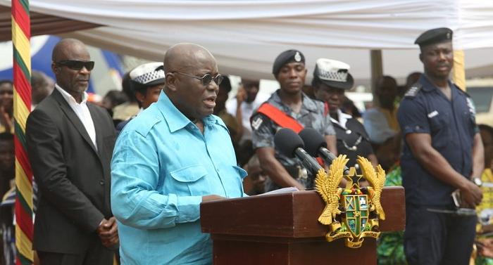 Ghana's football not on the decline - Akufo-Addo fires critics