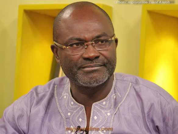 I have no problem with thieves who invest in Ghana – Ken Agyapong