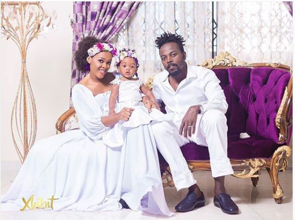 Kwawkesse's daughter Ohemaa celebrates her birthday today