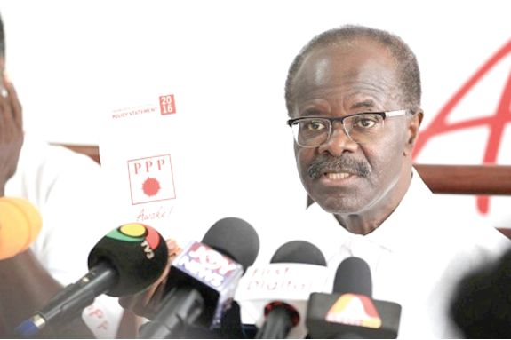 Free SHS not consistent with 1992 Constitution — Dr Papa Kwesi Nduom