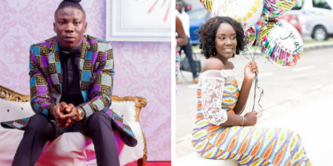 Many Hearts where Broken with my Marriage to Louisa - Stonebwoy