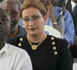 President Kufuor's Giselle Yazji pops up