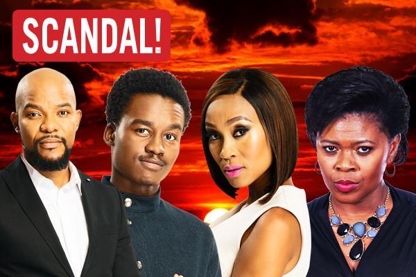 This week on Scandal!