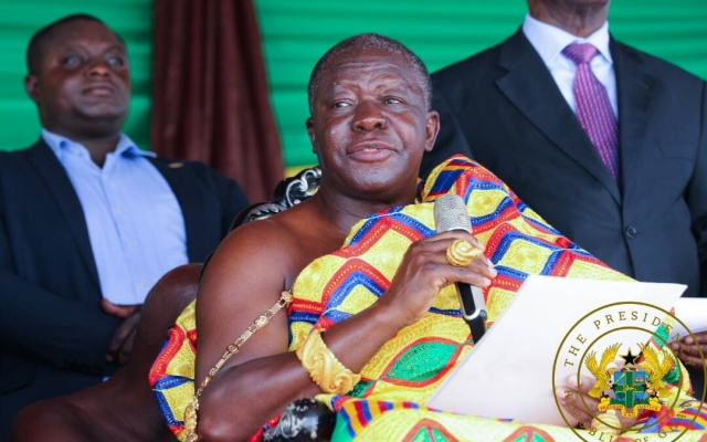 Money laundering reports about Asantehene inaccurate, inconsistent - Manhyia