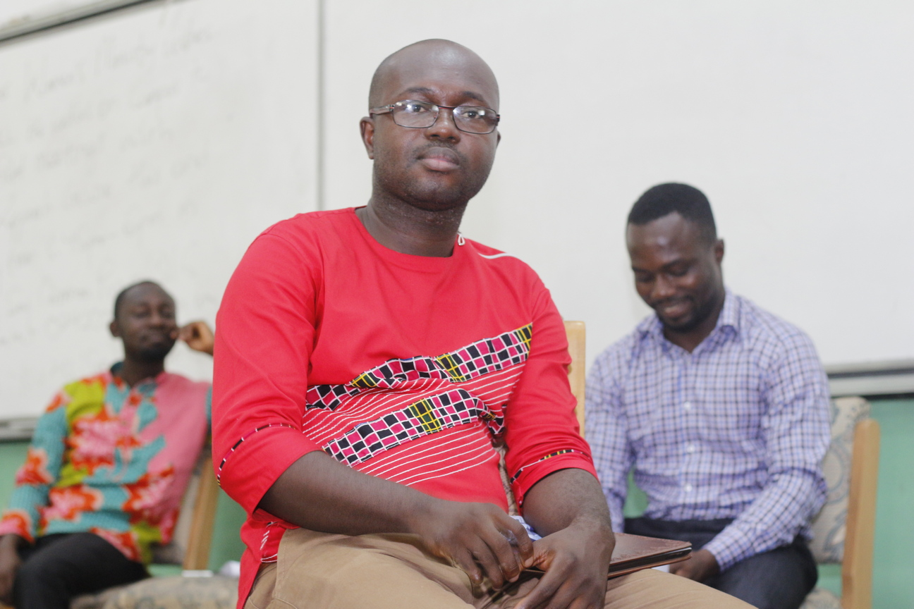 Philosophy is not an 'atheistic' course – Dr. Richmond Kwesi.