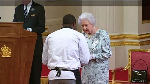 Video: I cooked waakye for the Queen of England - Elijah Amoo Addo