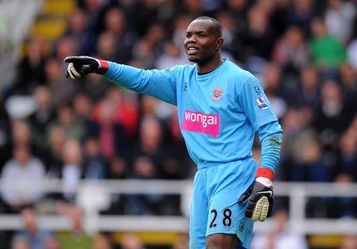 Former Black Stars goalkeeper apologizes to former striker on behalf of his teammates