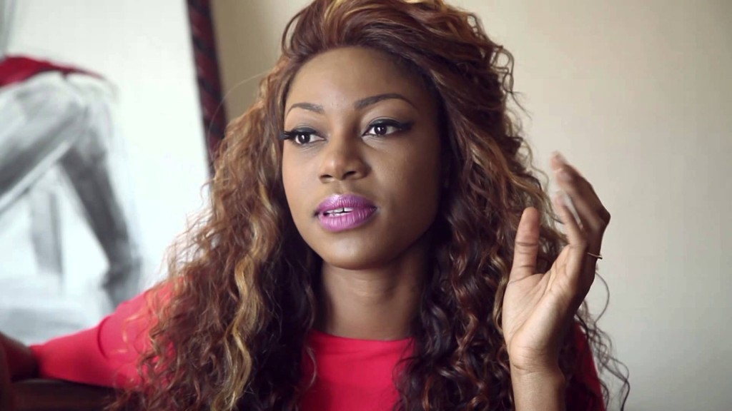 Photo: Yvonne Nelson clears the air about been pregnant.