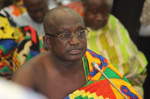Minister begs Ashanti Region residents over bad roads