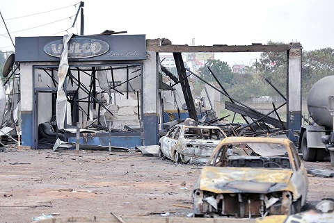 Atomic explosion: Gov't rolls out regulatory measures; High-risk gas stations to be closed