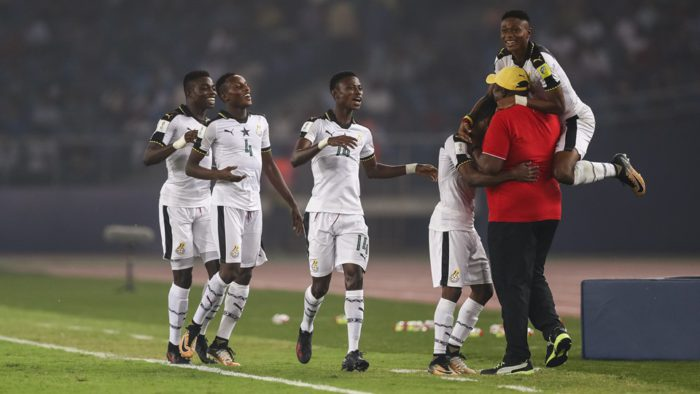 FIFA U-17 World Cup: How the Black Starlets fared in the 4-0 win over India