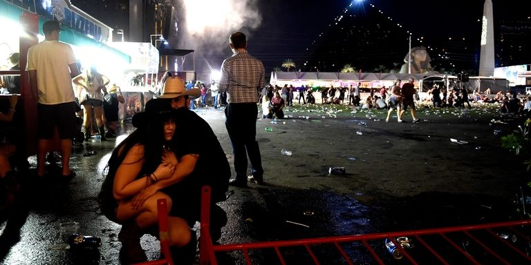 Everything We Know So Far About the Las Vegas Shooting