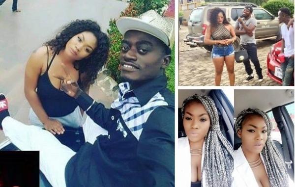 Sandra Ababio: Lil Win's Alleged Girlfriend Breaks Silence on Dating Rumours