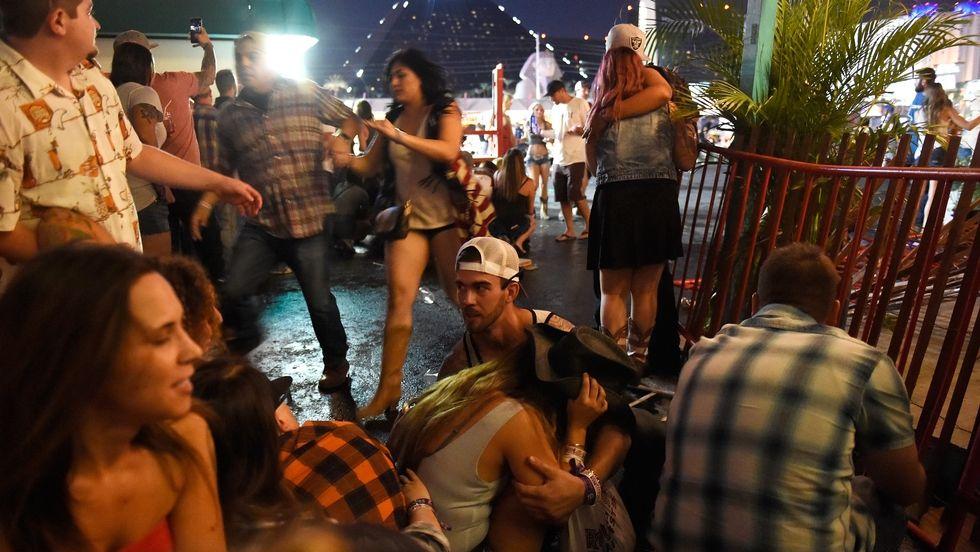 In Photos: Mass Shooting in Las Vegas