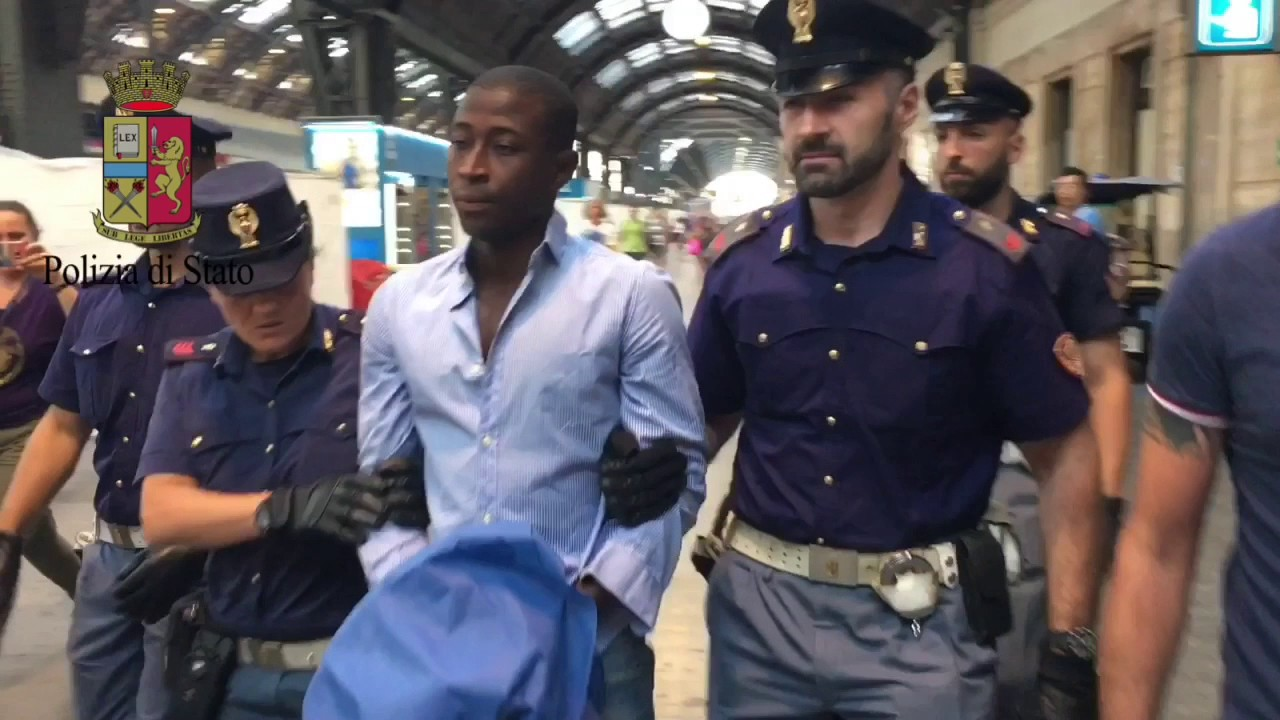 Ghanaian footballer who murdered his mother, sister in Italy released from prison