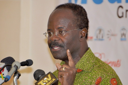 Don't take rule of law for granted — Nduom
