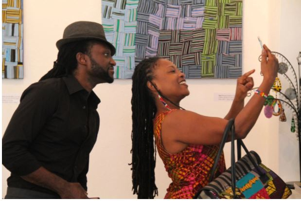 Reggie Rockstone celebrates wife after 16 years of marriage
