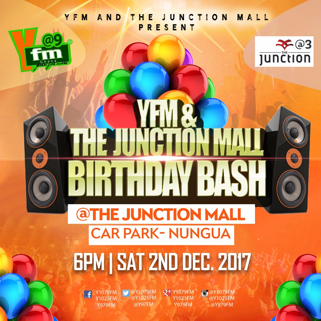 YFM, Junction Mall To Celebrate Anniversary in Grand Style