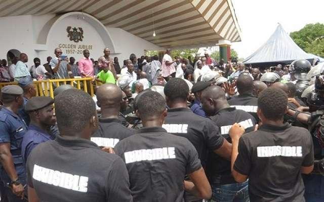 Gov't sets up task-force to deal with political vigilantism