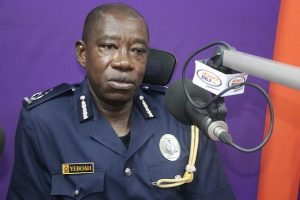 There is corruption in police service - COP Ken Yeboah