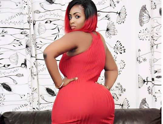 Video: Sexy Lilian Larkai Talks about how her marriage ended