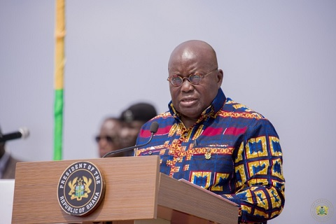 Video:It is time to make Ghana great – Akufo-Addo