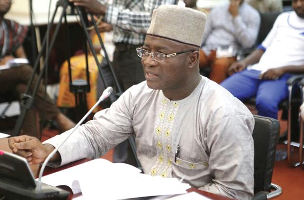 Kyei Mensah-Bonsu is a disgrace to his constituents - Nurudeen Abass