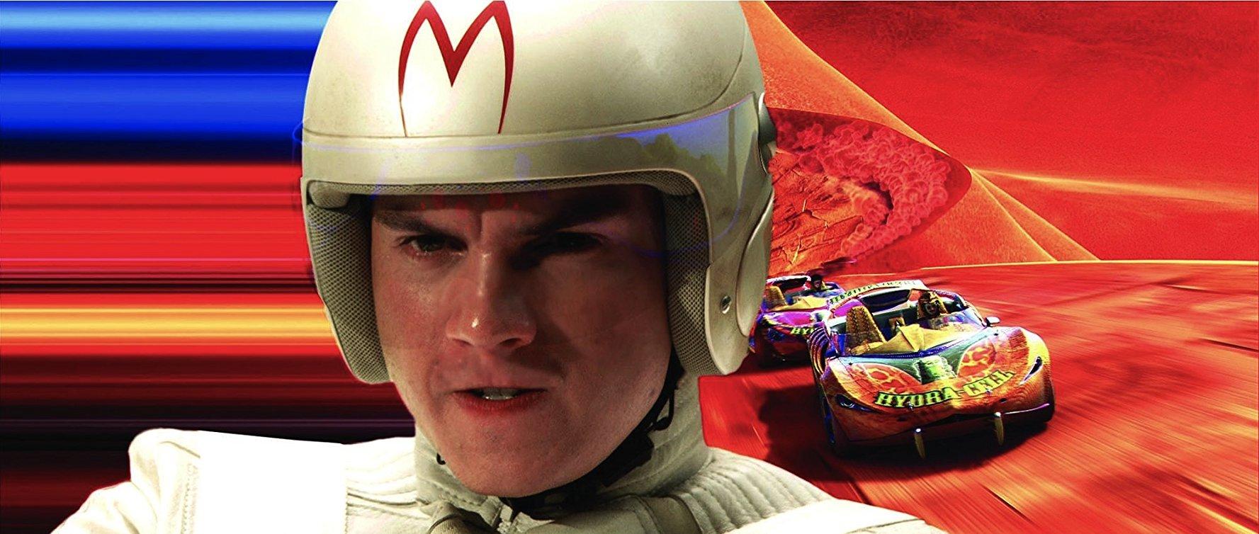 Watch: Speed Racer
