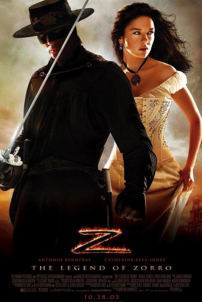 Watch: The Legend of Zorro