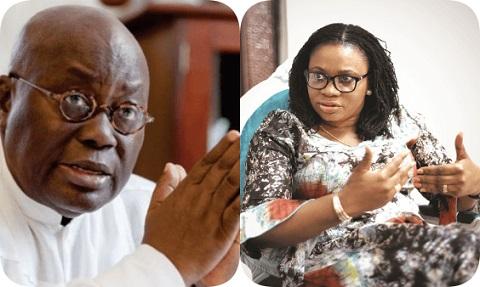 Provide petition seeking my removal - Charlotte Osei to Akufo-Addo