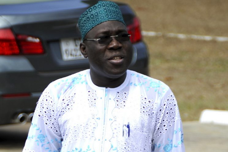 Akufo-Addo willing to legalize homosexuality - Inusah Fuseini
