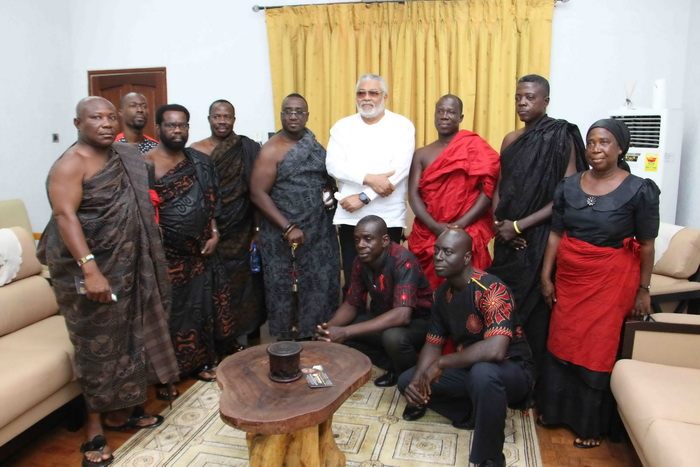 Fair-minded journalists are becoming rare - Rawlings