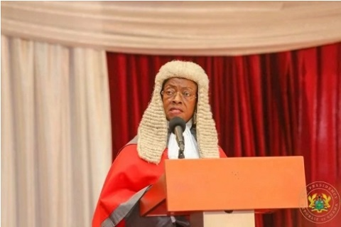 Stop adding 'honorable' to your names - Chief Justice blasts MPs