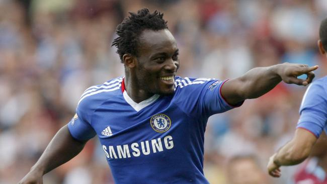 Essien highlights challenges playing in the Indonesian league