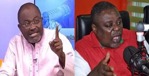 'I am not a professional boxer - Anyidoho replies Ken Agyapong'
