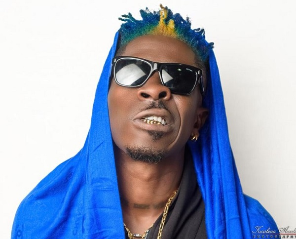 Shatta Wale causes stir on social media with new look
