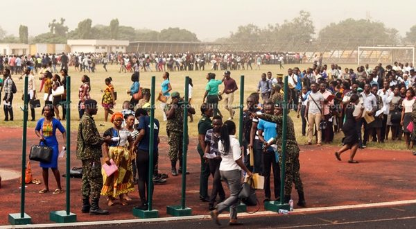 Immigration Service to bag GHC4.2m from recruitment exercise