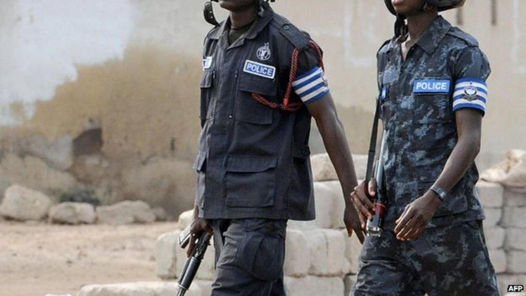 Suspected killer of police at Drobonso arrested