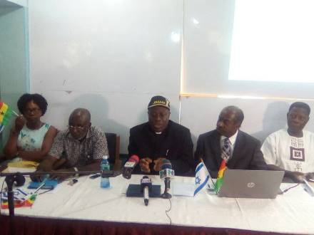Reverse Ghana's decision on Jerusalem - Group to Government