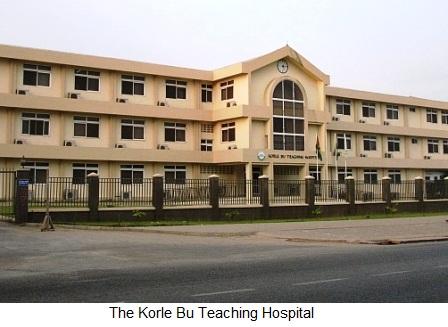Health Ministry denies evicting trainee nurses from Korle-Bu hostels