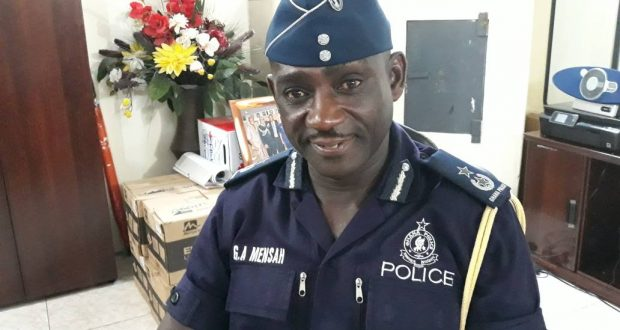 Nkrumah Circle theft victims are 'careless' – Accra Police Commander