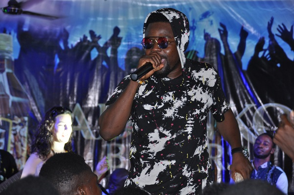 Nero X thrills patrons at relaunch of Abrantie Spot