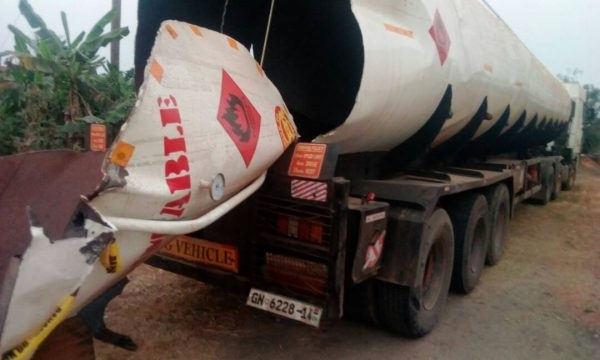 Tanker explosion kills two at Atuabo