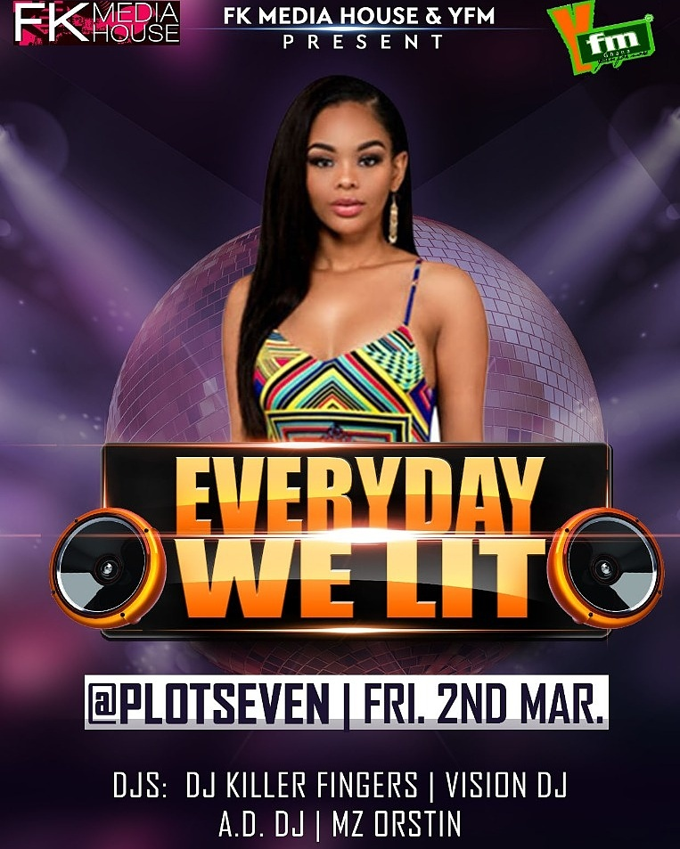 YFM to Turn up Plot 7 with 'Everyday We Lit'