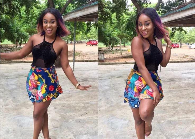 I love President Akufo-Addo dearly – Efia Odo confesses