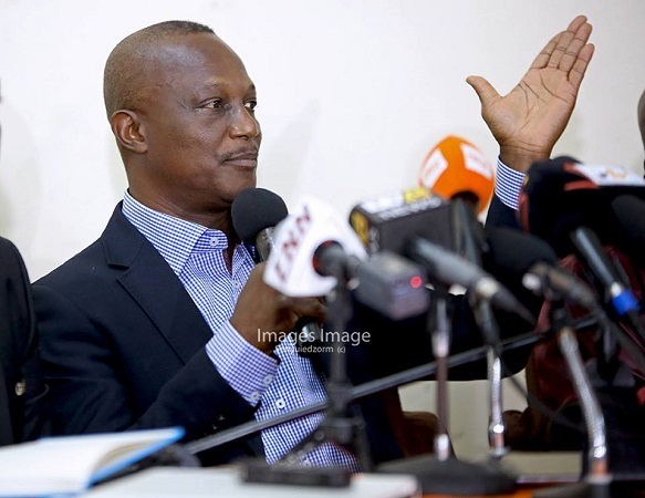 Kwasi Appiah wants other national team coaches to get official accommodation