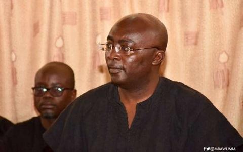 Bawumia grieves Ebony's death