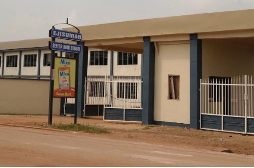 Ejisuman SHS sexual harassment victims hauled before Disciplinary Committee
