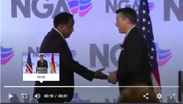 Did Director of State Protocol goof at US summit?